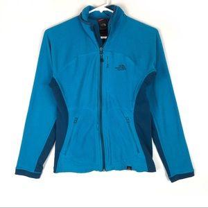 The North Face Polartec Fleece Zip Up Jacket.